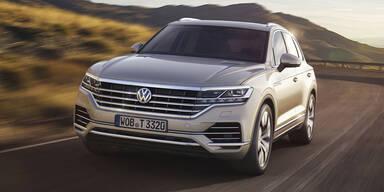 Das kostet der neue VW Touareg