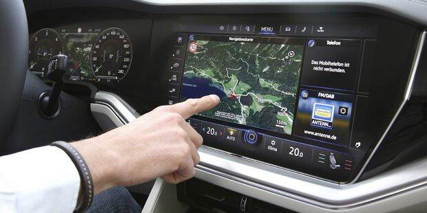 Alle VW-Modelle künftig immer online