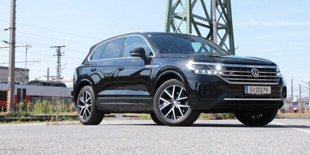 Der neue VW Touareg im Test