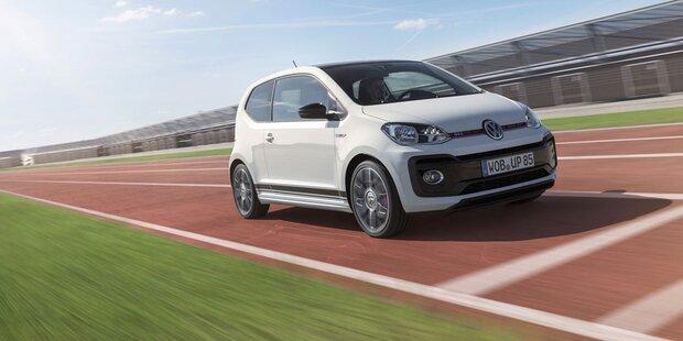 VW schickt den Up! GTI an den Start
