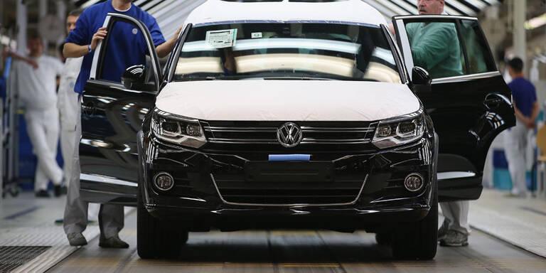 Neuer Abgastest bereitet VW Sorgen