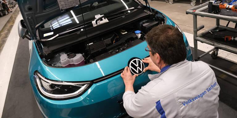Corona-Krise: Erste gute Nachricht für VW