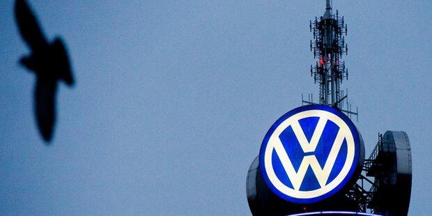 Ermittler durchsuchten Büros von VW-Managern