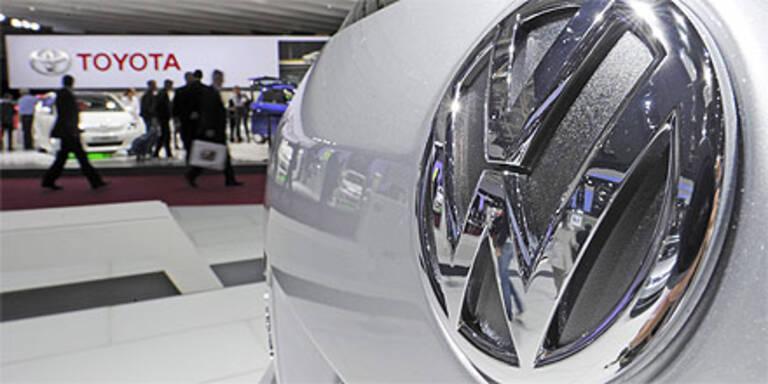 VW ruft knapp 170.000 Autos zurück