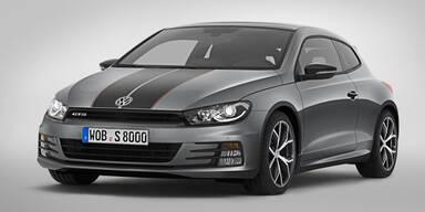 VW Scirocco GTS feiert ein Comeback