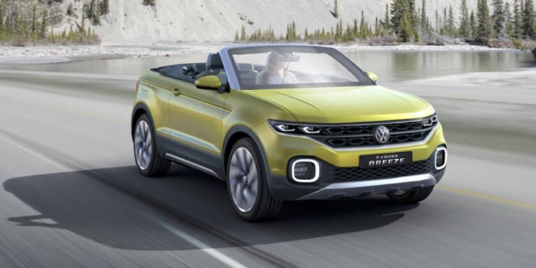 VW-Studie gibt Ausblick auf Polo-SUV
