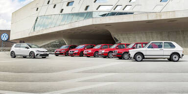 GTI-Treffen: VW bringt Golf GTI mit 310 PS