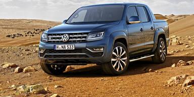 """So kommt der """"neue"""" VW Amarok"""