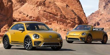 VW schickt den Beetle Dune an den Start