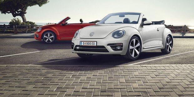 VW Beetle als Last Edition zum Abschied