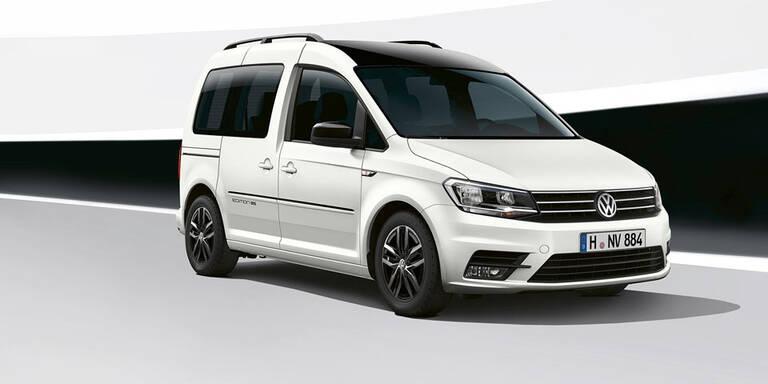Jetzt startet der VW Caddy Edition 35