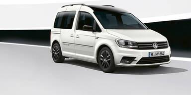 VW bringt den Caddy Edition 35