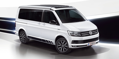 VW bringt jetzt den California Edition