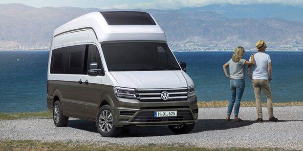 VW bringt den California XXL