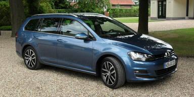 Neuer VW Golf VII Variant im Test