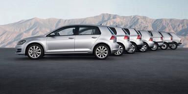 VW Golf VIII kommt: Bestseller wird 45 Jahre