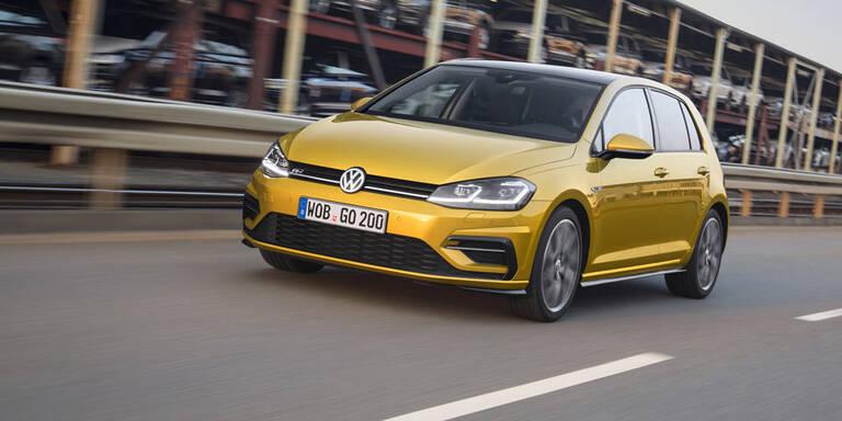 """Das ist der """"neue"""" VW Golf"""