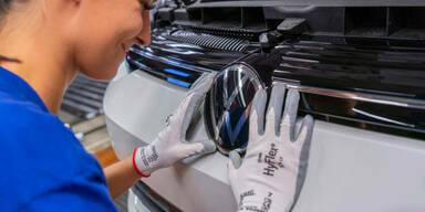 VW macht sich Sorgen um Golf-8-Produktion