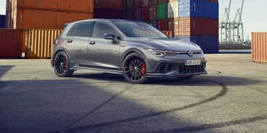 "VW bringt den Golf GTI ""Clubsport 45"""