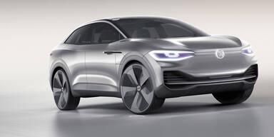 So kommt VWs Elektro-Crossover