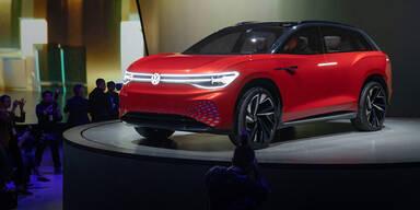 VW greift mit großem Elektro-SUV an