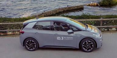 Neuer Elektro-VW ID.3 schaffte 531 km statt 420 km