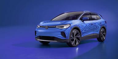 VW bringt das Elektro-SUV ID.4