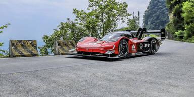 VW ID.R mit spektakulärem Rekord