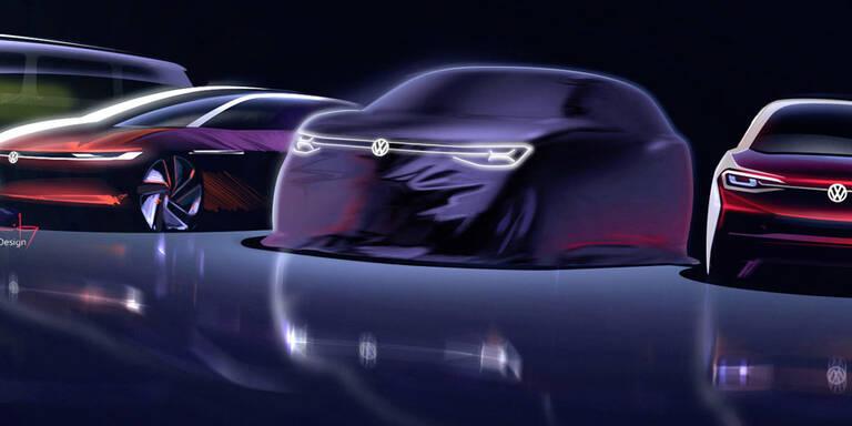 VW bringt ein großes Elektro-SUV
