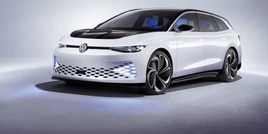 "VWs ""Elektro-Passat"" kommt 590 km weit"