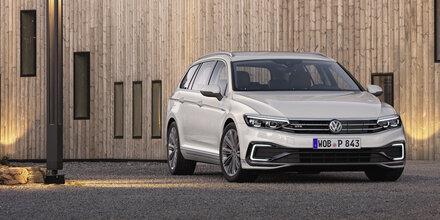 VW macht Passat zum Hightech-Auto