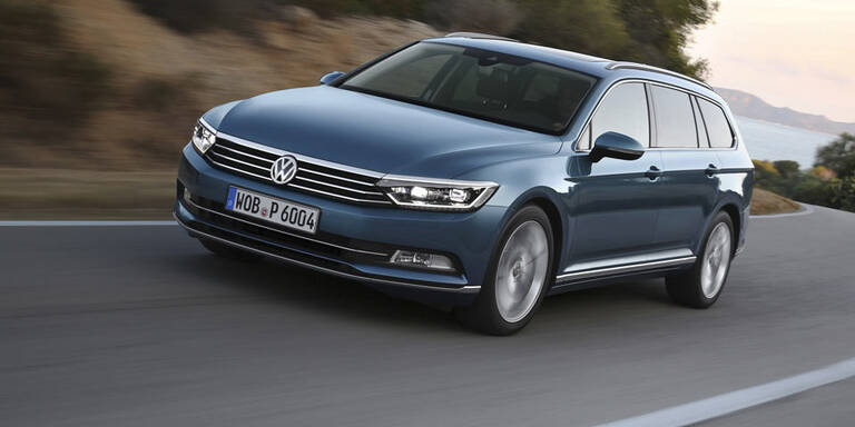VW macht Passat und Touran günstiger