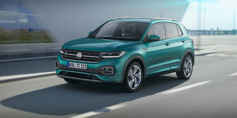 VW T-Cross: Das ist das Polo-SUV