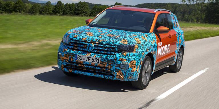 VW verrät neue Details vom T-Cross