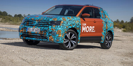 """Alle Infos vom """"Polo-SUV"""" T-Cross"""