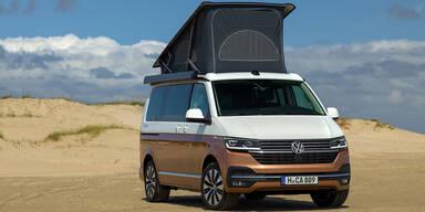 """Das ist der """"neue"""" VW California 6.1"""