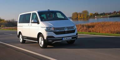 VW bringt den Multivan (T6.1) Panamericana