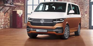 Großes Facelift für den VW Bulli