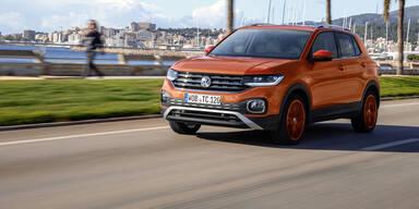 Jetzt startet der neue VW T-Cross
