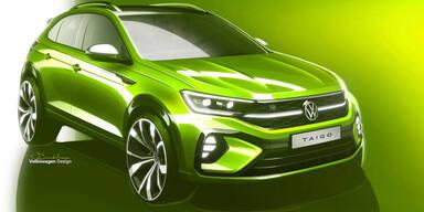 VW bringt das kleine SUV-Coupé Taigo