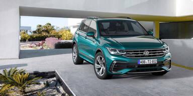 """Das kostet der """"neue"""" VW Tiguan"""