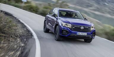 Neuer VW Touareg R mit Plug-in-Hybrid