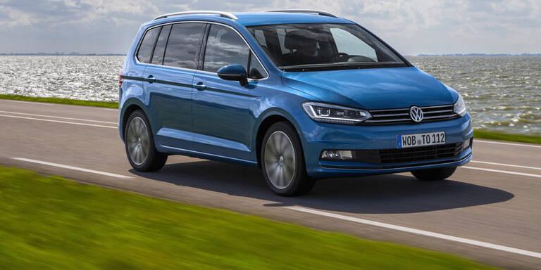Neue Top-Motoren für den VW Touran