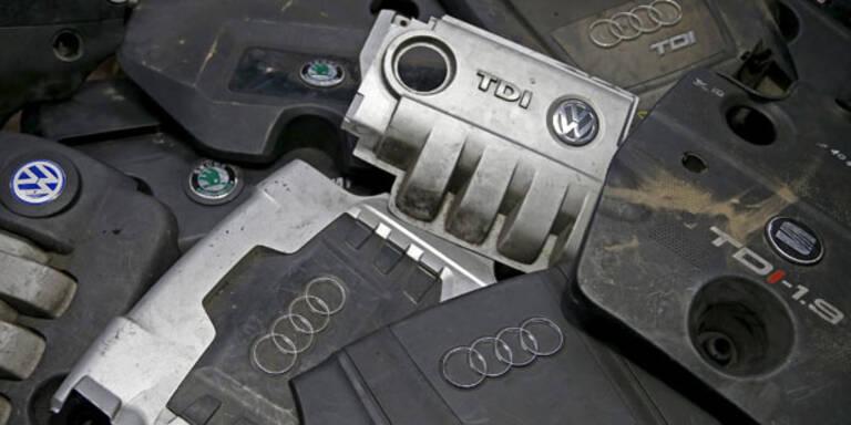 VW-Skandal: Diese Autos sind betroffen