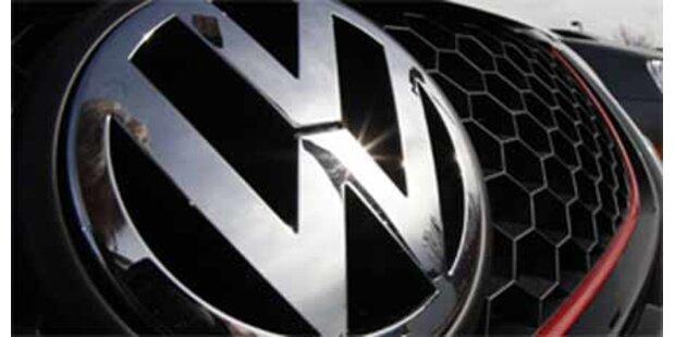 VW plant Kapitalerhöhung um 4 Mrd. Euro