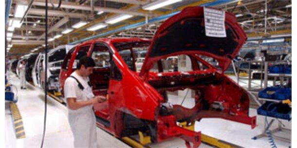 VW-Werke stehen eine Stunde still