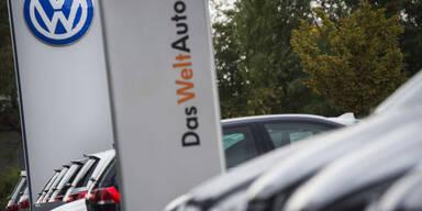 VW-Skandal: Rückruf für 363.000 Autos