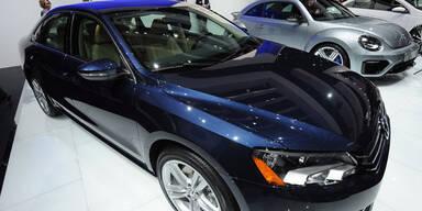 VW: Absatzmarke von 8 Mio. Autos greifbar
