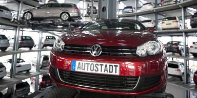 VW will heuer 8 Mio. Fahrzeuge verkaufen