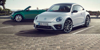 VW startet große Beetle-Offensive